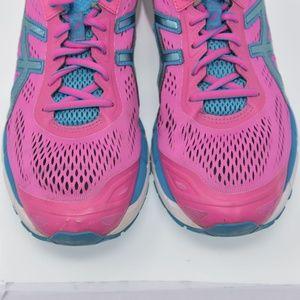 ASICS Gel Pursue 2 Sz 11.5 Pink Running Hiking